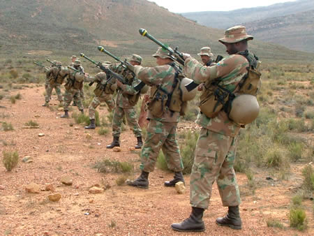 SA National Servicemen