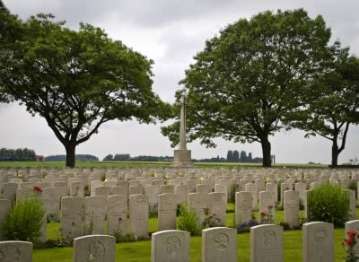 Flanders Field Graves